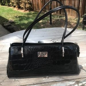 Beijo Black Purse